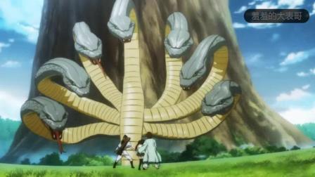 万古仙穹: 高将军和古海被九头蛇吞下, 小柔出手了