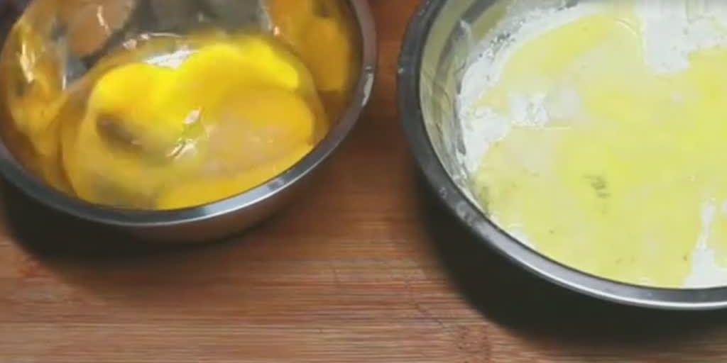 3个鸡蛋,100克面粉,不加一滴油,教你在家就能做蛋挞