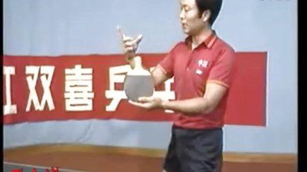 郗恩庭教乒乓球1