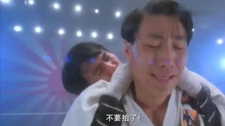 破坏之王:周星驰被吴孟达特训,使出了最强的锁术,果然达叔还是有真实力的