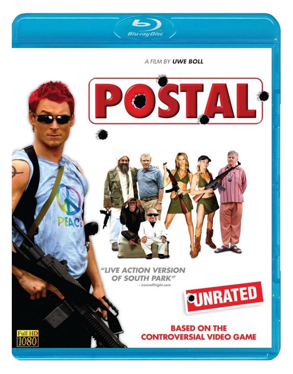 邮政恐怖份子