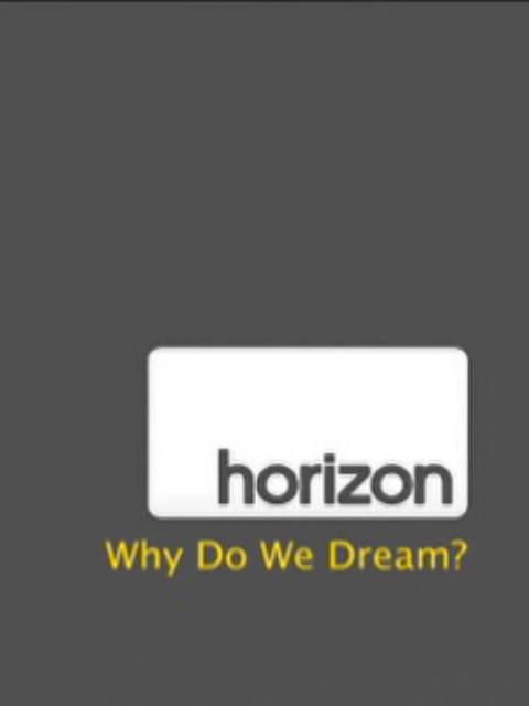 我们为什么会做梦