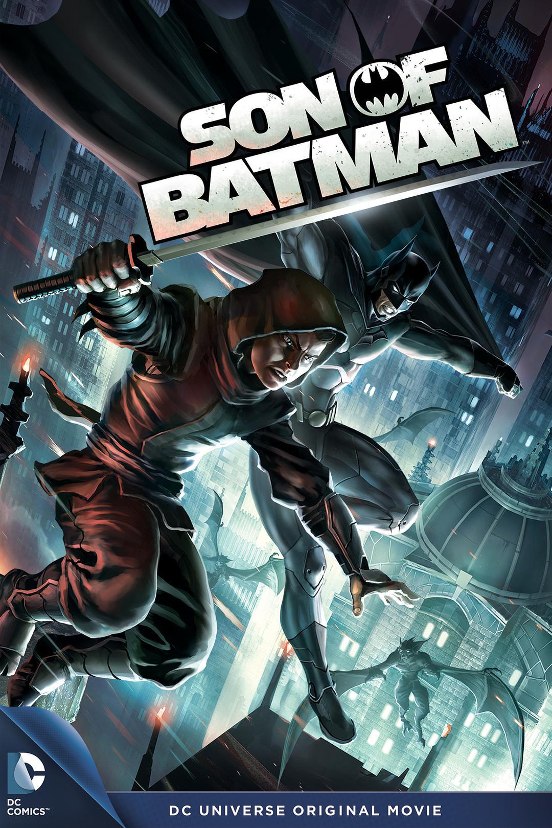 蝙蝠侠之子