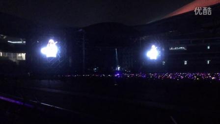 2015陈奕迅Another Eason's LIFE演唱会南京站 钢琴&小提琴合奏间曲