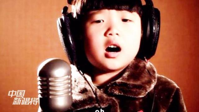 小女孩唱的这首歌,长大后一定不得了!