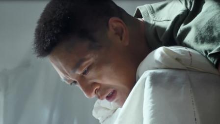 特种兵之深入敌后:病床上兵王为死去的兄弟狂吼,老情人默默流泪