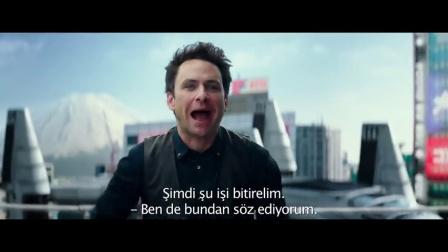 环太平洋2雷霆再起预告片土耳其语字幕版