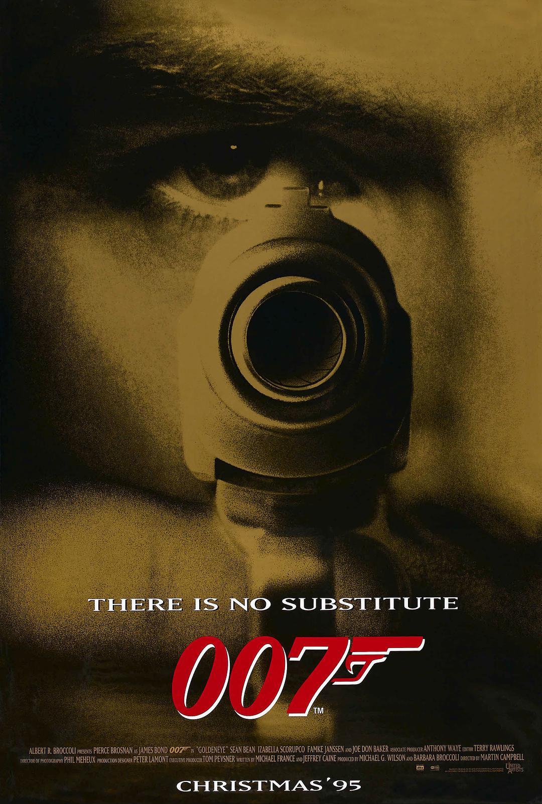 007(黄金眼)