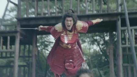 《天意》速看版第十九集韩信项羽虞姬以一敌百成功脱险