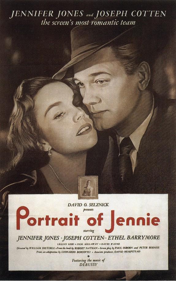 珍妮的画像