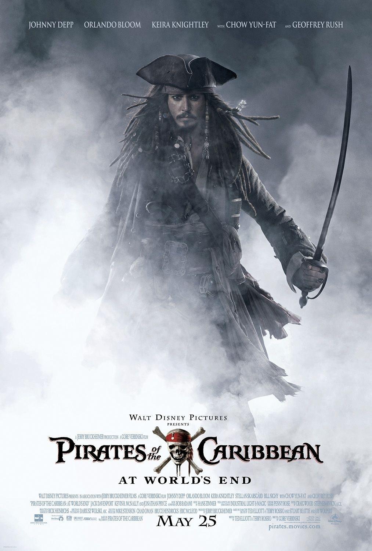 加勒比海盗3(世界的尽头)