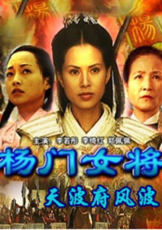 杨门女将2(天波府风波)