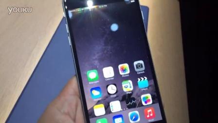 【iPhone 6 Plus】苹果iPhone 6 Plus发布会真机上手!