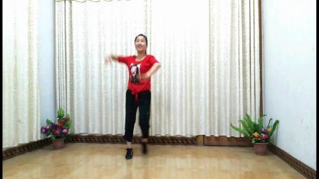 红领巾广场舞:《男人不是神》