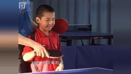 《乒乓球必修课》: 搓球 乒乓球教学视频教程