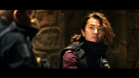《黄金兄弟》中年版古惑仔,郑伊健最帅不接受反驳