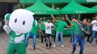 OPPO特色舞蹈到了印度是这样的画面,看完不许笑!