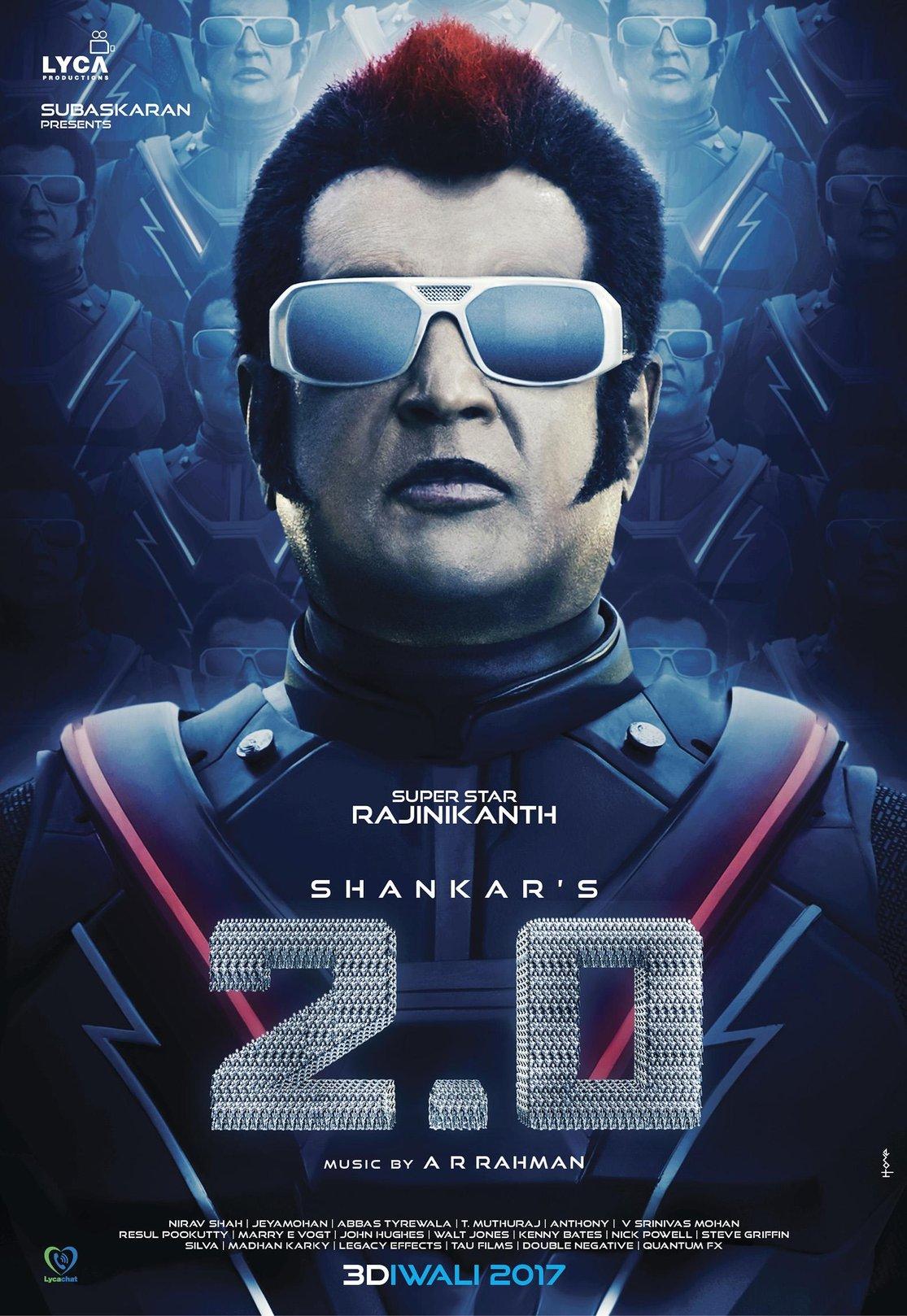 宝莱坞机器人2(重生归来)海报剧照