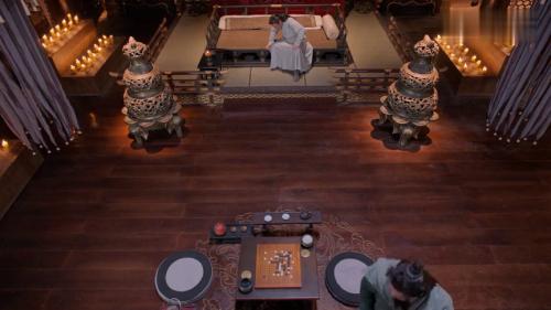 《将夜2》-第19集精彩看点 李青山用棋子占卜到永夜将至