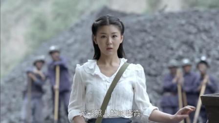 平凡的世界:田晓霞去煤矿看孙少平,工人们相当眼红