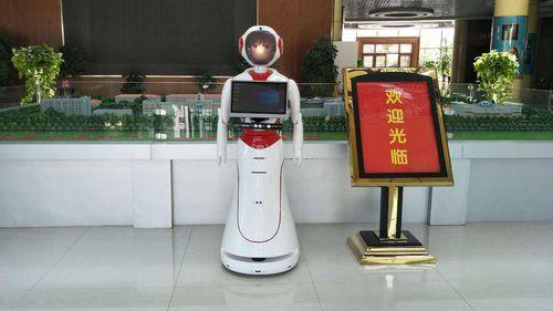 机器人抢饭碗,一大批前台、收银员将面临失业