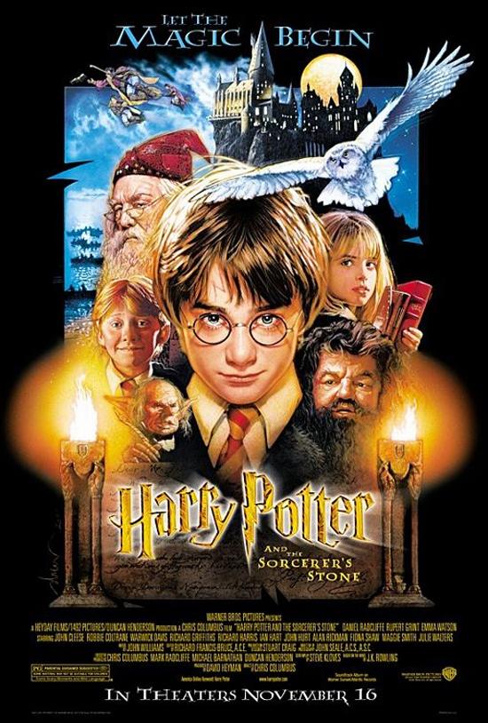 哈利·波特1(魔法石)