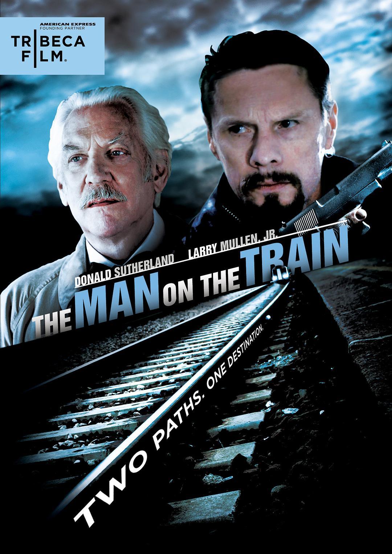 美版火车上的男人