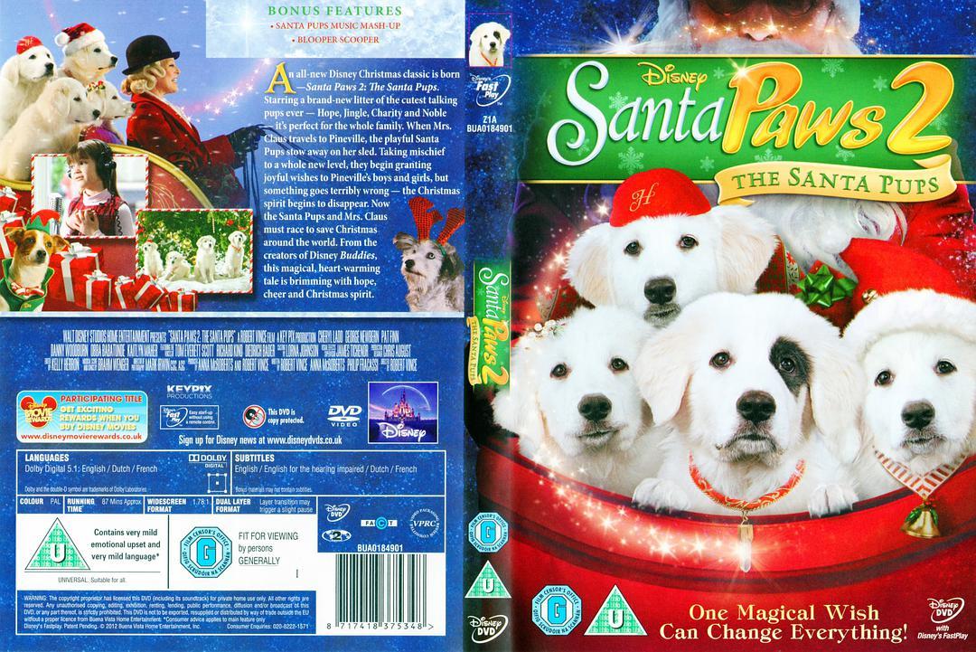 圣诞狗狗2(圣诞小宝贝)