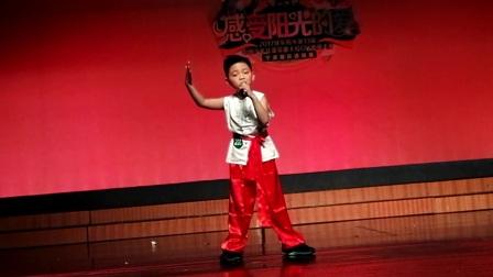 2017快乐阳光第十三届中国少儿歌曲卡拉OK电视大赛宁波决赛_儿童A组张道源_红高粱