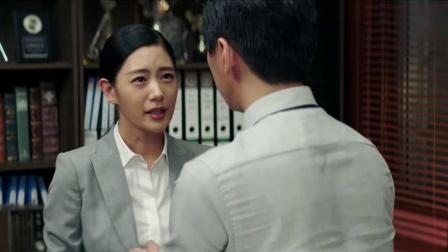 《悍城》郑梦琪劝说曾世桓转做污点证人