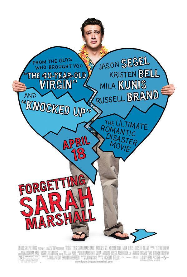 忘掉莎拉·马歇尔