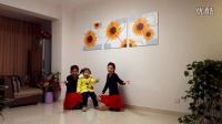 龙猫组合《HOLD不住的爱》母女版编舞:范范