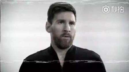 【阿迪达斯非常好看的广告】没有创造力的足球是黑白色的, 梅西&苏亚雷斯参演!