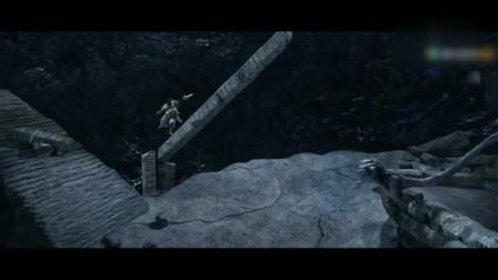 《战神纪》冥王复活不久,也只有陈伟霆能给他这么重一击了