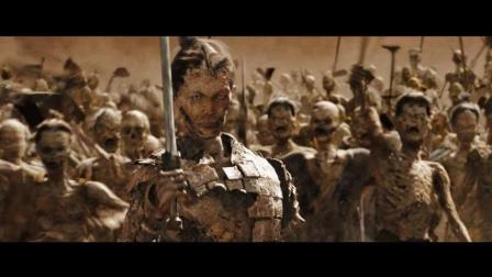木乃伊3:千古一帝振臂一呼,唤醒尘封千年的陶俑,妄图征战天下