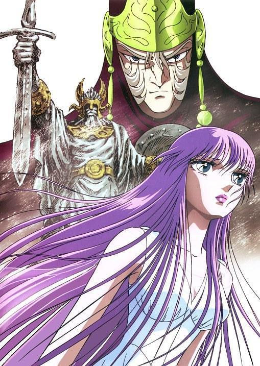 圣斗士星矢2(神与神的激战) 剧场版