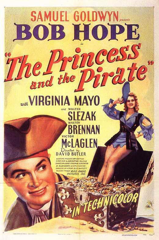 公主与海盗