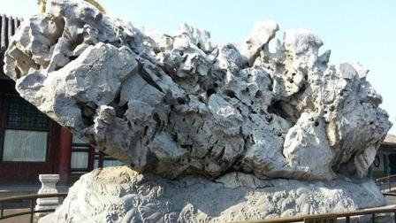 """颐和园中为何有一块石头叫做""""败家石""""? 乾隆还因它惹怒太后"""