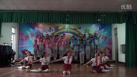 朗诵《爱莲说》小学乙组