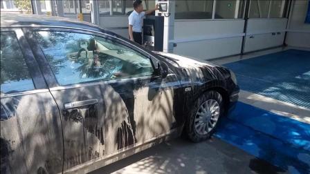 全自动洗车机开店能赚钱吗 无接触洗车机厂家售价