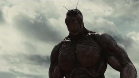 将蟑螂带上火星, 它们会进化成怪物? 网友: 以后少看日本电影!