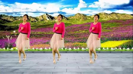 红豆广场舞精选《拿住你的情抓住你的爱》编舞蝴蝶恋人