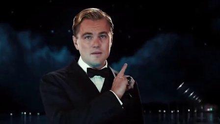 【超清】《了不起的盖茨比》(The Great Gatsby)新款预告