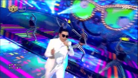 鸟叔 PSY新专辑主打歌New Face2017人气歌谣第20周