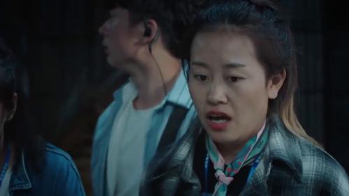 《蓬莱间》-第5集精彩看点 蓬莱间5 :林夏在剧组遭遇灵异事件