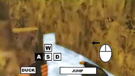 CS1.6弹跳教程