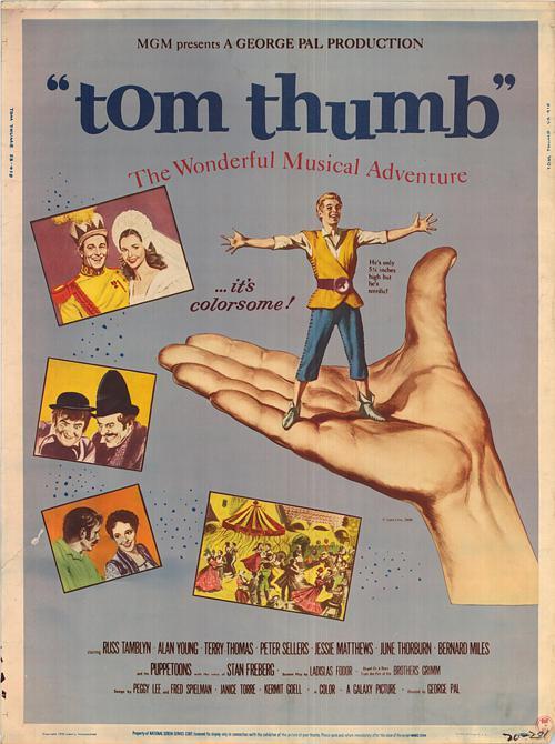 拇指汤姆历险记