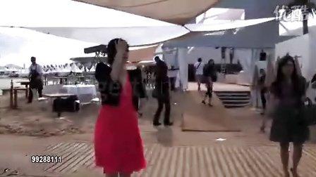 范冰冰 戛纳红毯拍照视频