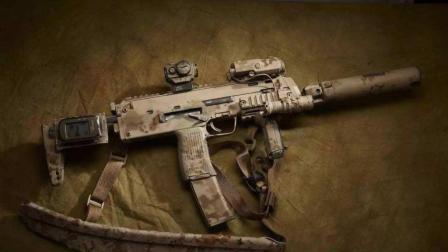 军事科技: 它外形特别完美却才排名第三! 五款冲锋枪排行榜。