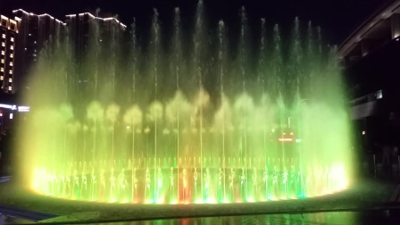 20170527_192933杭州西湖文化广场端午节音乐喷泉